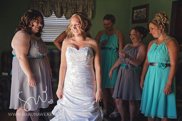 Detroit Summer Wedding 4