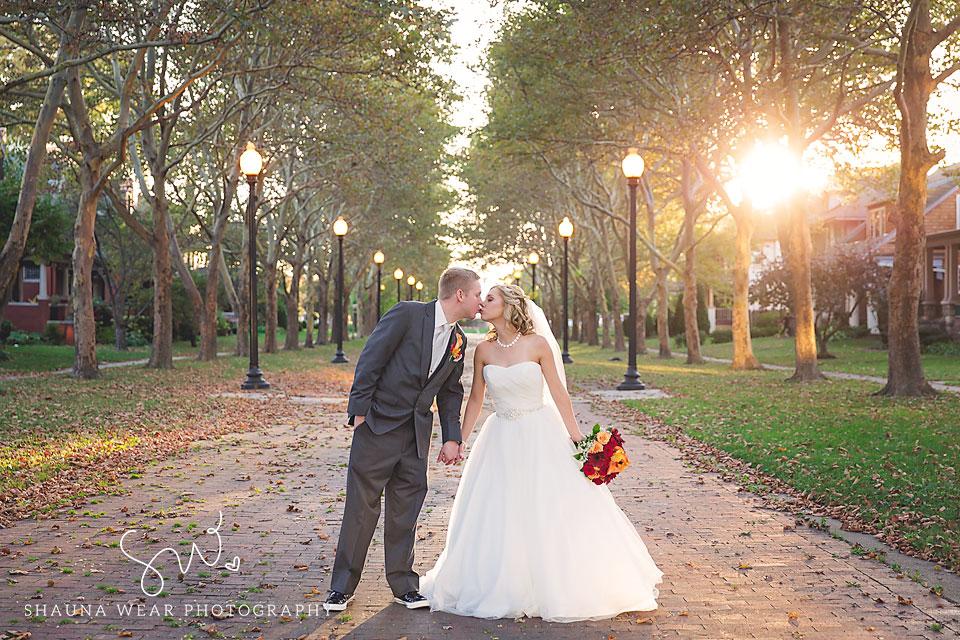 Detroit Fall Wedding