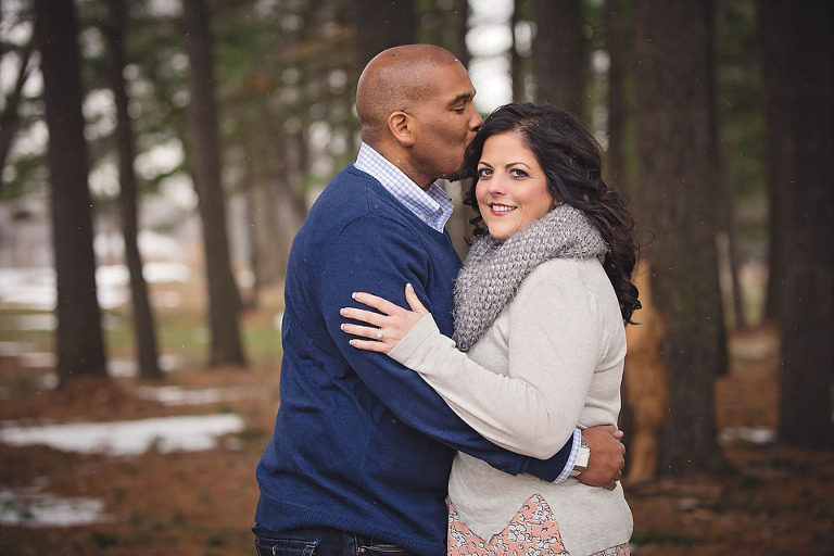 Detroit winter engagement 3