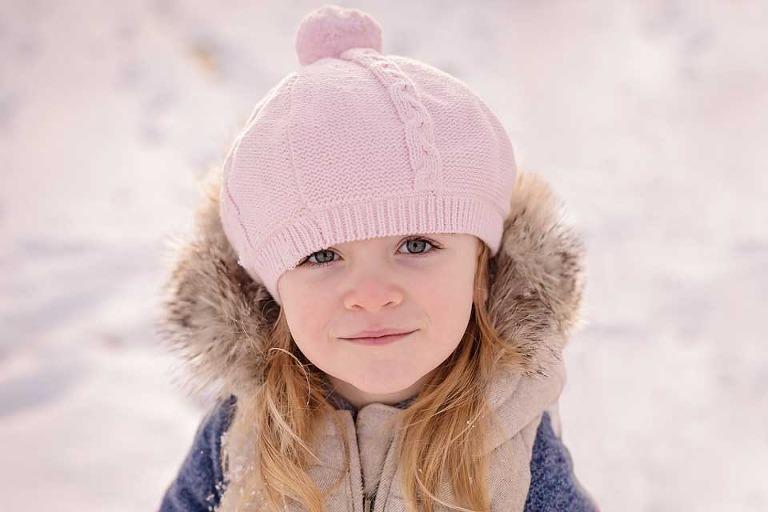 Lifestyle Children Snow Session (1)