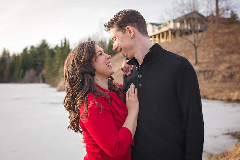 Michigan-winter-engagement