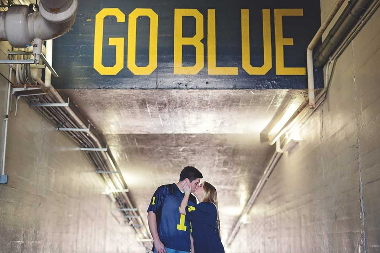 University of Michigan Engagement Session (2)
