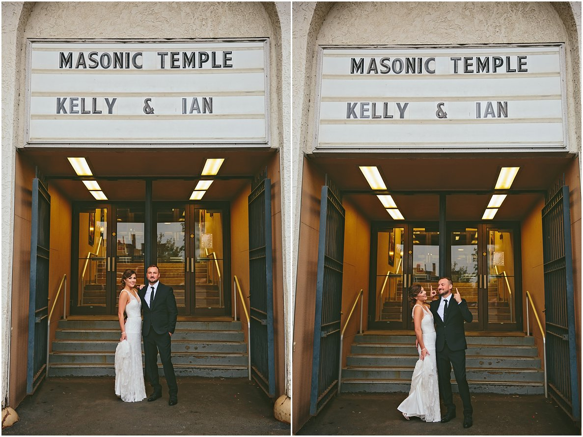 Masonic Temple Detroit Wedding | Kelly & Ian » Shauna Wear